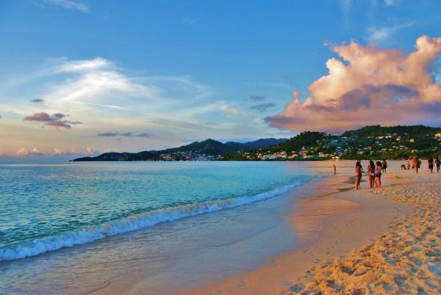 Grand Anse Beach, St. George s, St. George. Grenada