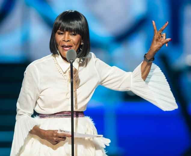 Black Girls Rock Living Legend award winner Cicely Tyson