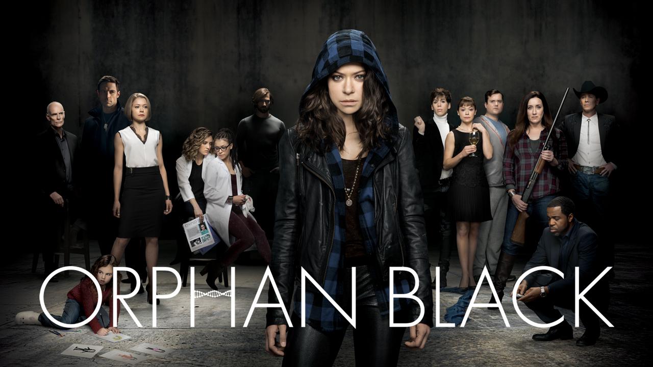 BBC America' Orphan Black poster
