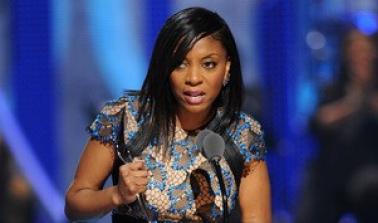 2015 Black Girls Rock award winner Nadia Lopez