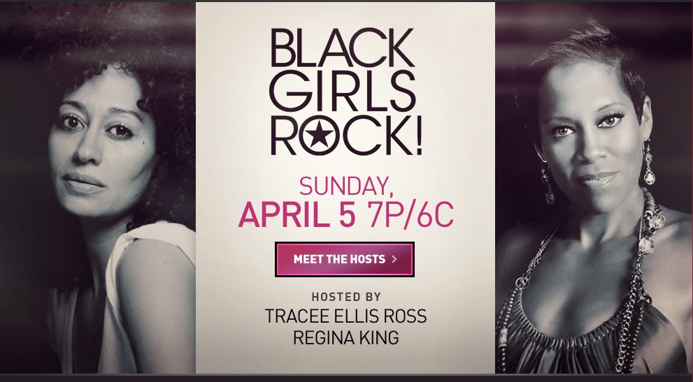 BET Ad for the 2015 Black Girls Rock Award show