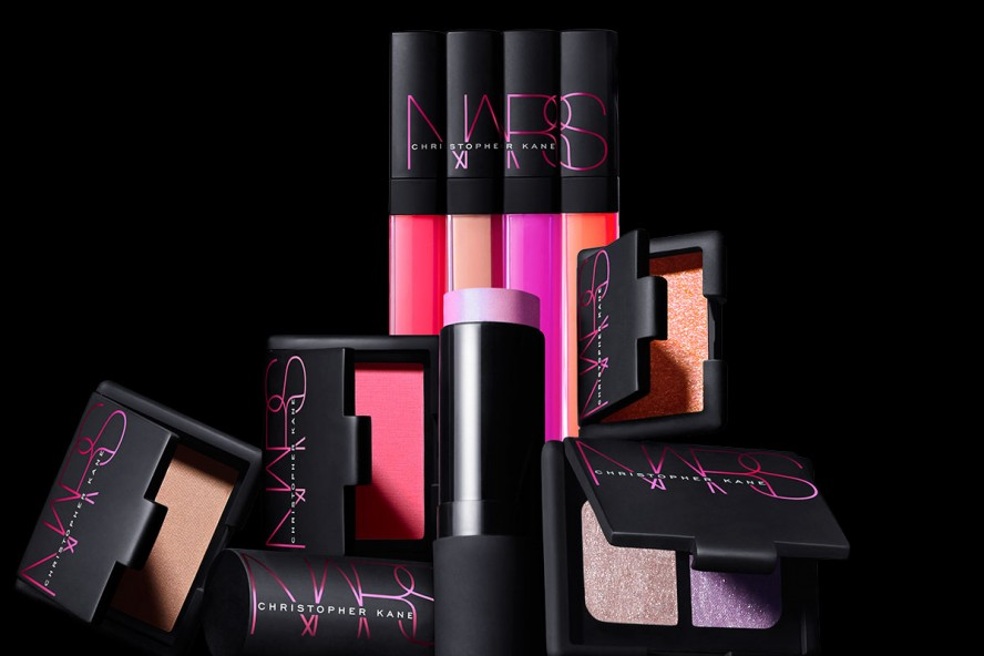 Christopher Kane x NARS cosmetic Summer 2015 collection