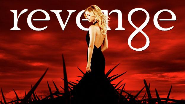 logo for Revenge on NBC