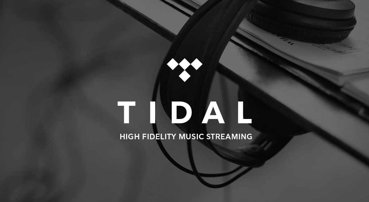 Tidal Music poster