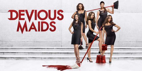 Lifetime Devious Maids Poster