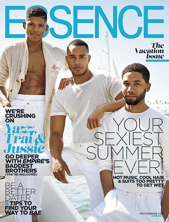 The Men of Empire cover Essence Magazine