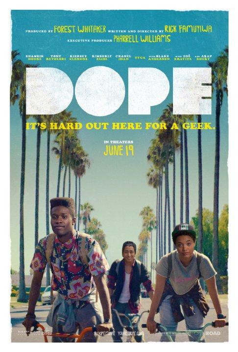 Dope, c.2015 Movie Poster