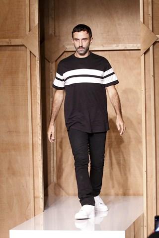 Givenchy Creative Director Ricardo Tisci