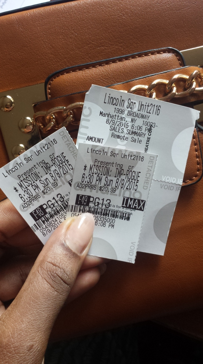 caught one of the most epic summer movies #missionimpossible #ghostprotocol # TC