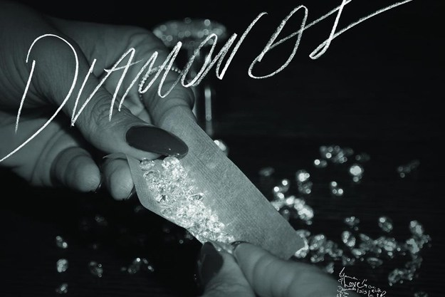 Rihanna-Diamonds-Cover