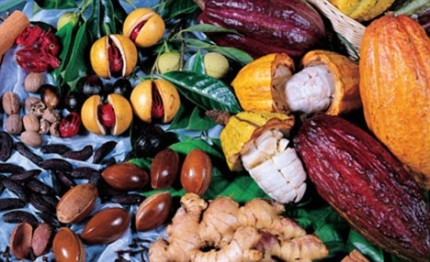 Spice it up: Grenada is known for its assortment of spices